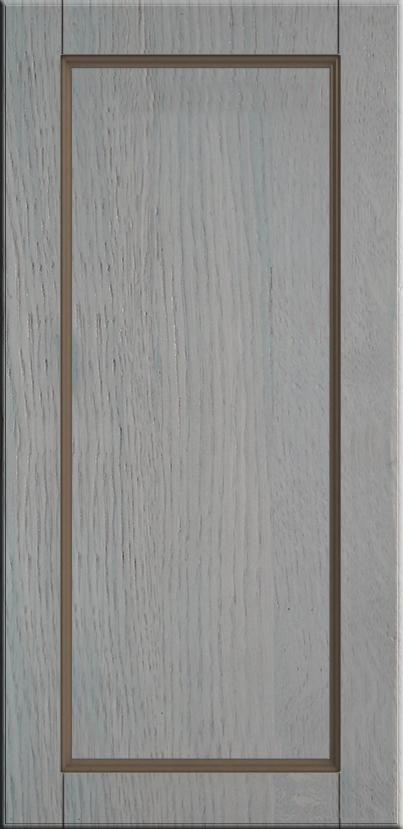 На изображении фасад изготовленный с использованием шпона